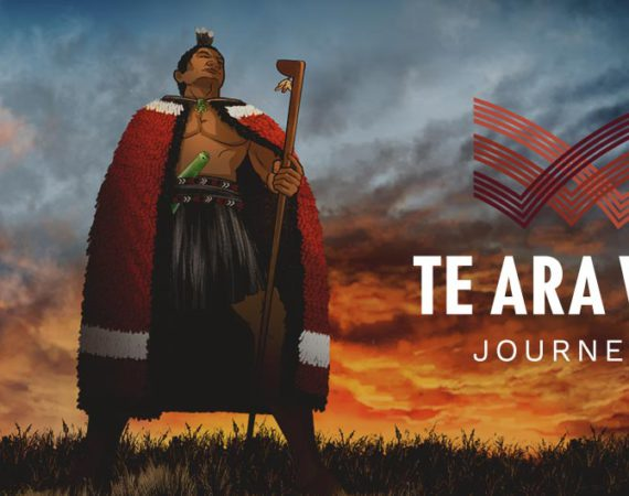 Te ara wai journeys